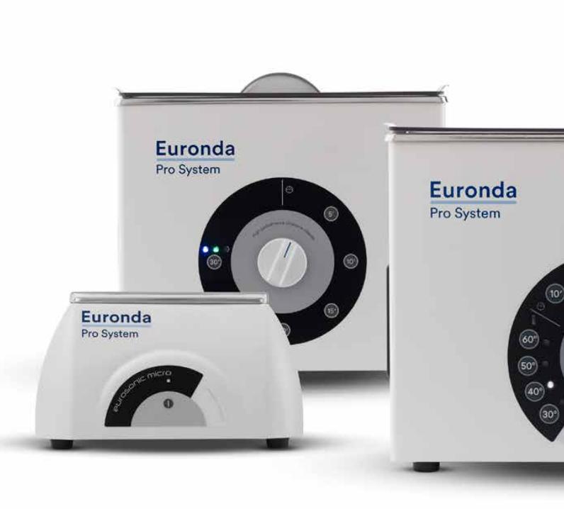 EUROSONIC 4D Ultrazvočna banjica za globinsko čiščenje