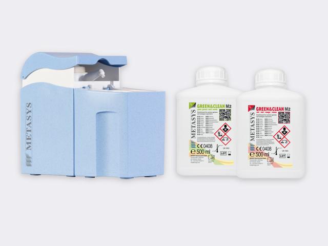 Dezinfekcijska in čistilna sredstva za posebna področja Metasys