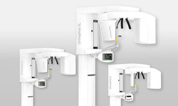 Panoramski rentgeni 2D Orthophos