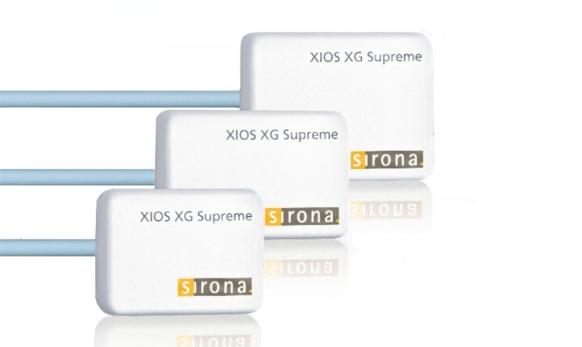 XIOS XG Supreme intraoralni senzor
